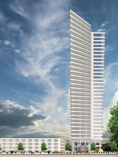 Marlborough tower rendering