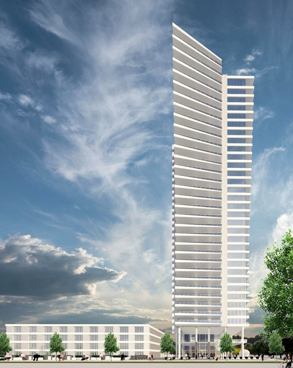 Marlborough tower rendering