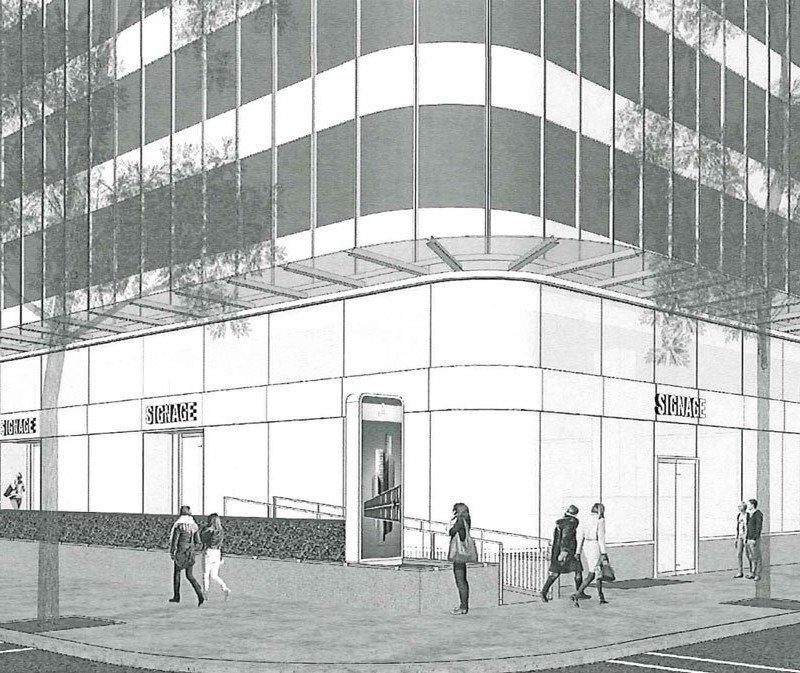 Alberni Street luxury retail expansion