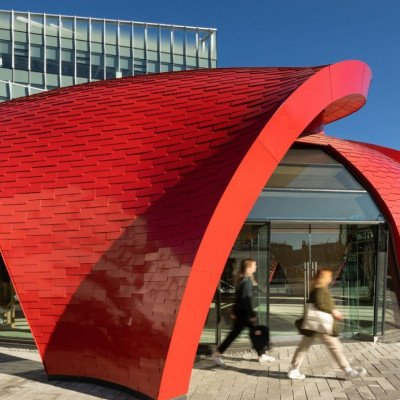 Great Northern Way Pavilion