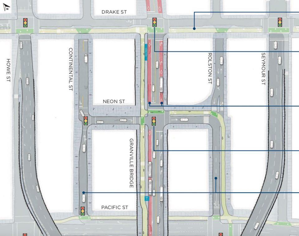 New street network