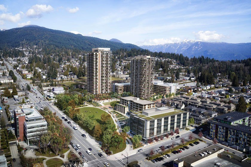 Seniors' home planned for Harry Jerome development in North Vancouver