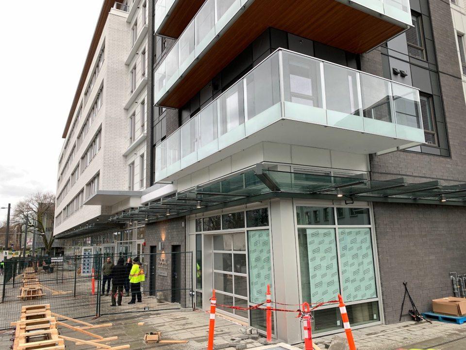 New restaurants at UBC