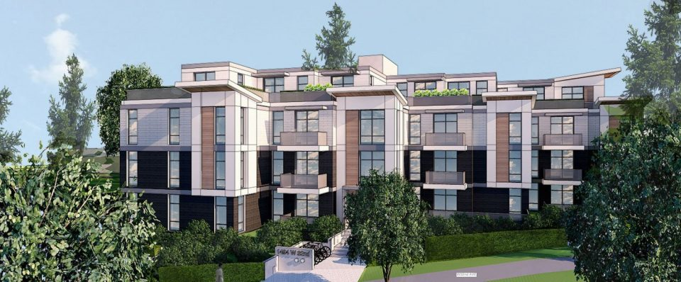 Will change finally come to Shaughnessy? Four-storey rental building proposed