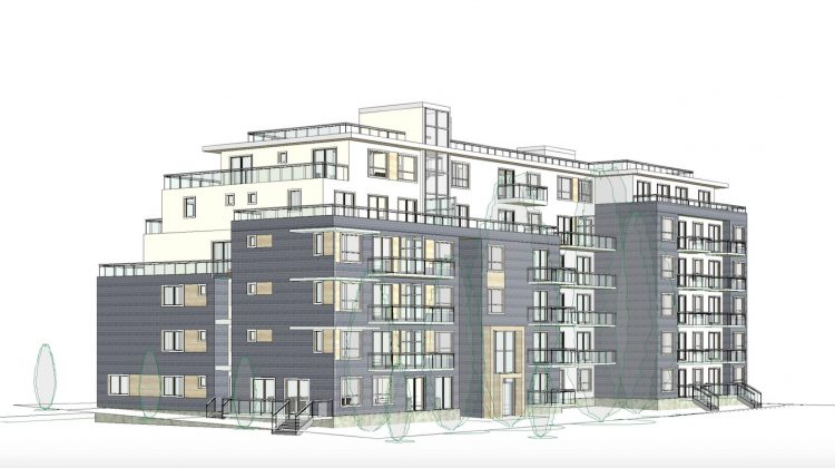 1325 W 70th Ave rendering