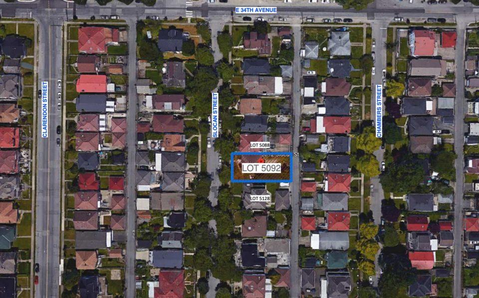 5092 Slocan Street location