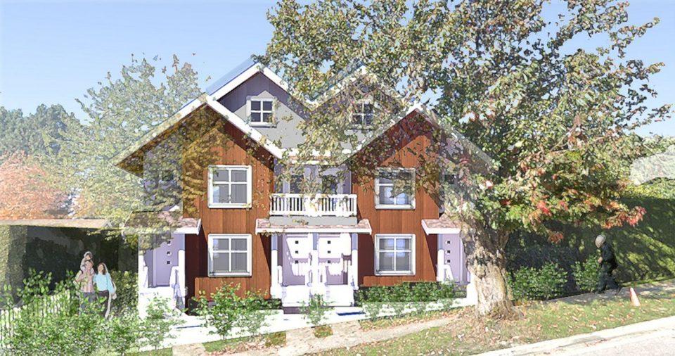 6031 Dunbar Street rendering