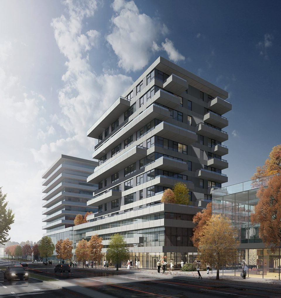 Unanimous UDP approval of GBL Architects' design for Granville Street project