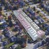Bird's eye 628 West 28th Avenue