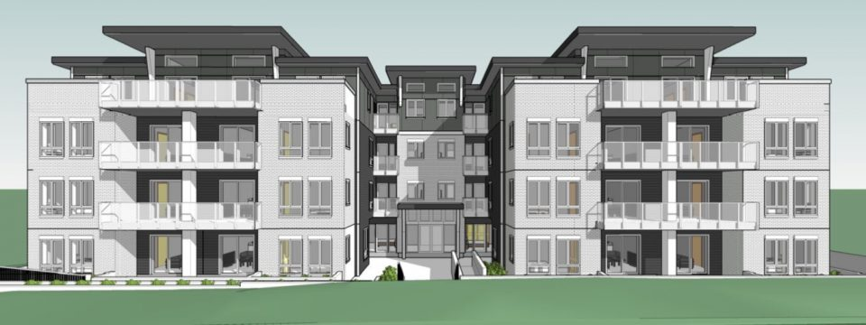 Four homes make way for 40 condominiums in Norquay Village