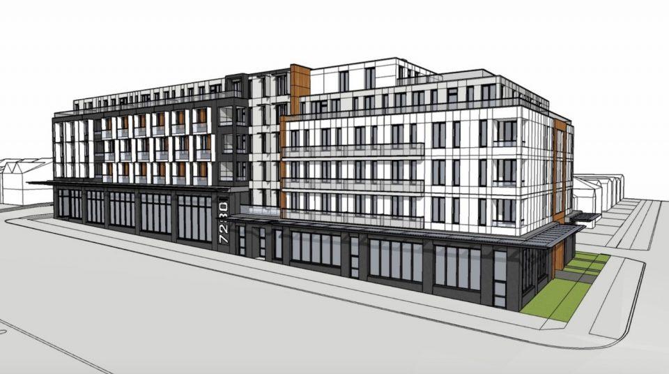 Passive House apartments slated for Fraser Street