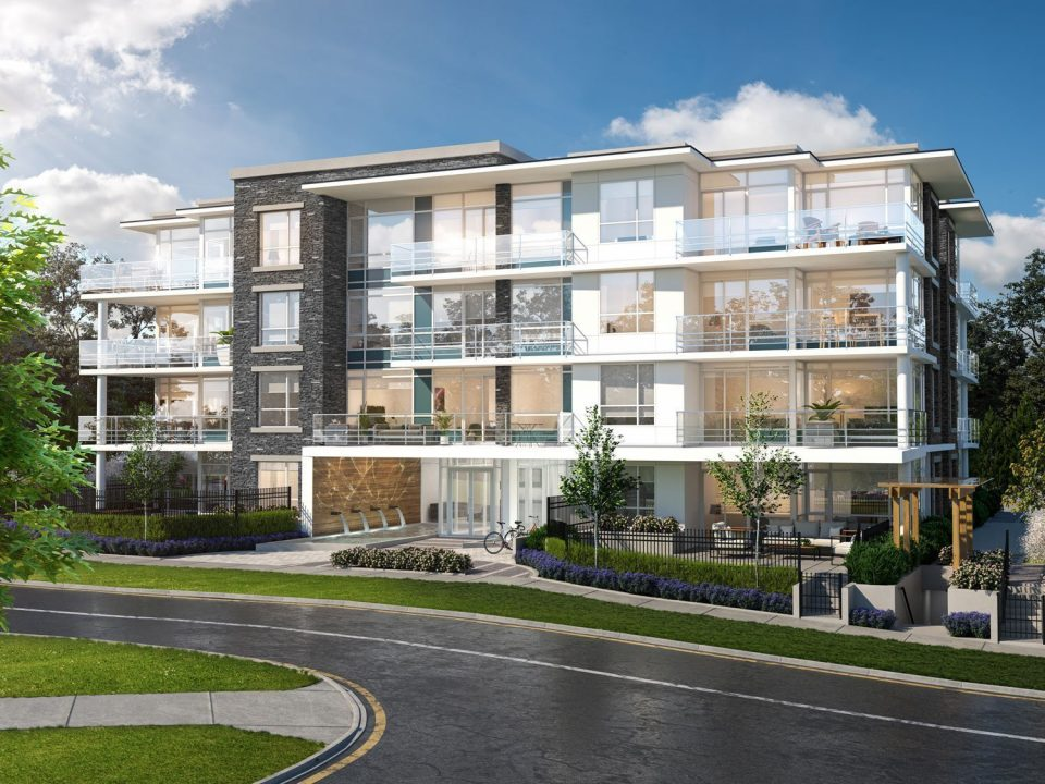 The Marq at UBC stands apart with freehold homes