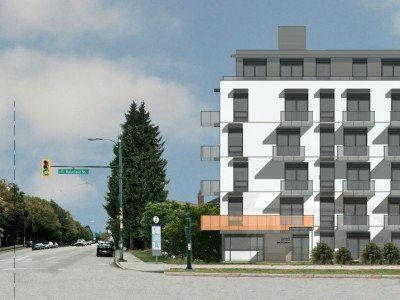 West 4th and Balaclava rendering