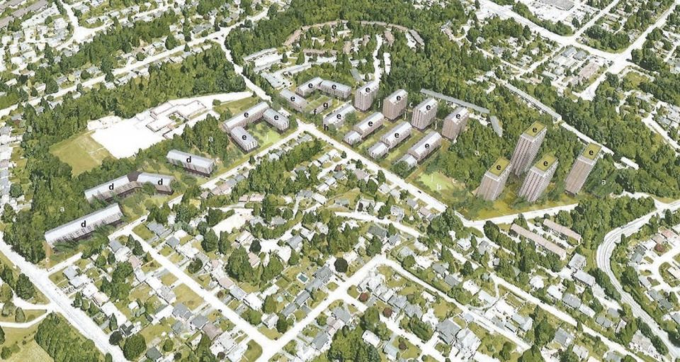 Woodland Park redevelopment calls for over 2,000 homes