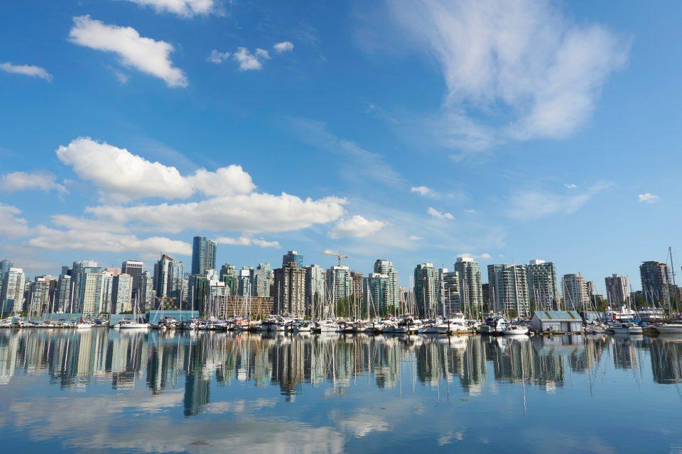 Best neigbourhoods downtown Vancouver: Coal Harbour