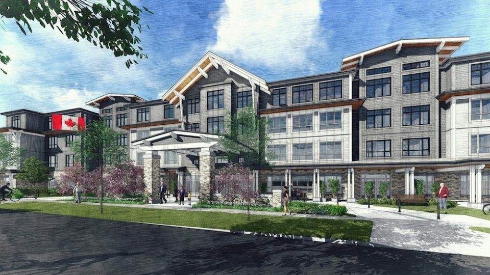 Sunrise Senior Living plans new East Vancouver care home