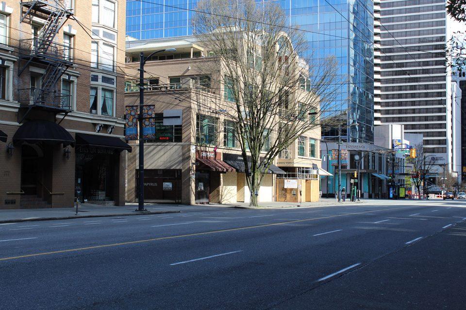 Burrard Street