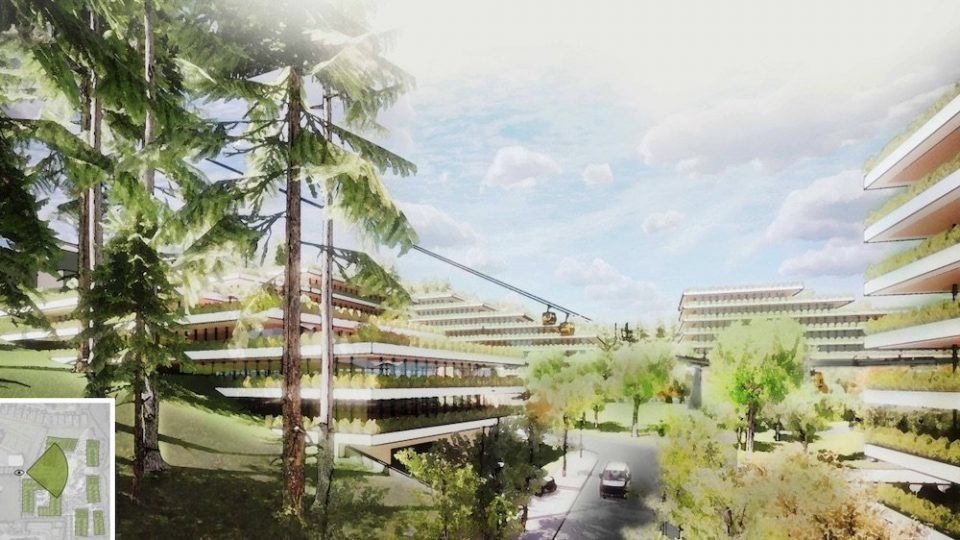 West Vancouver development could spur gondola plan into motion