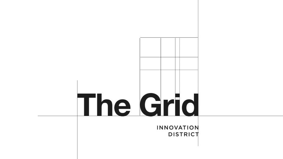 The Grid by Rize Alliance branding
