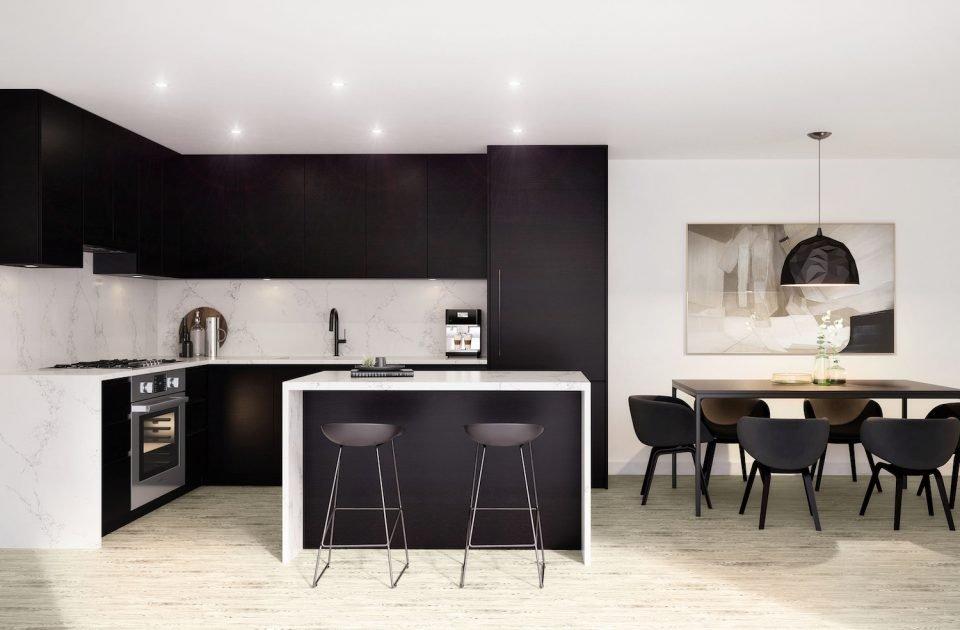 The Hillcrest by Vertex Developments kitchen