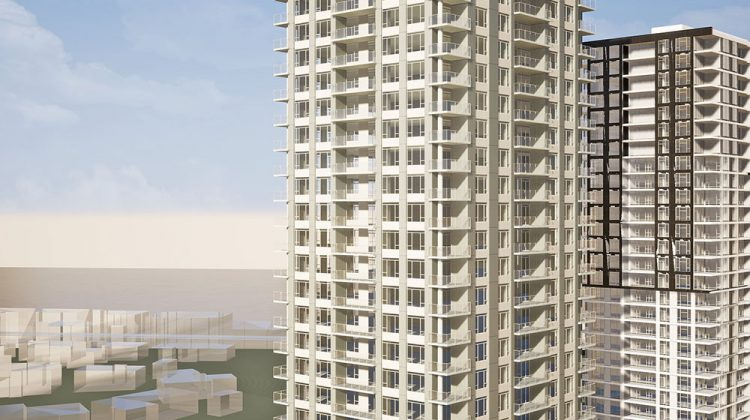 The Holland Phase 2 rendering