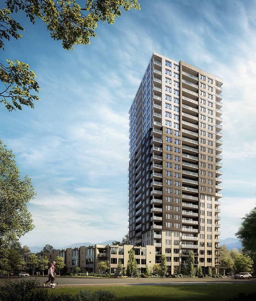 The Holland Phase one rendering