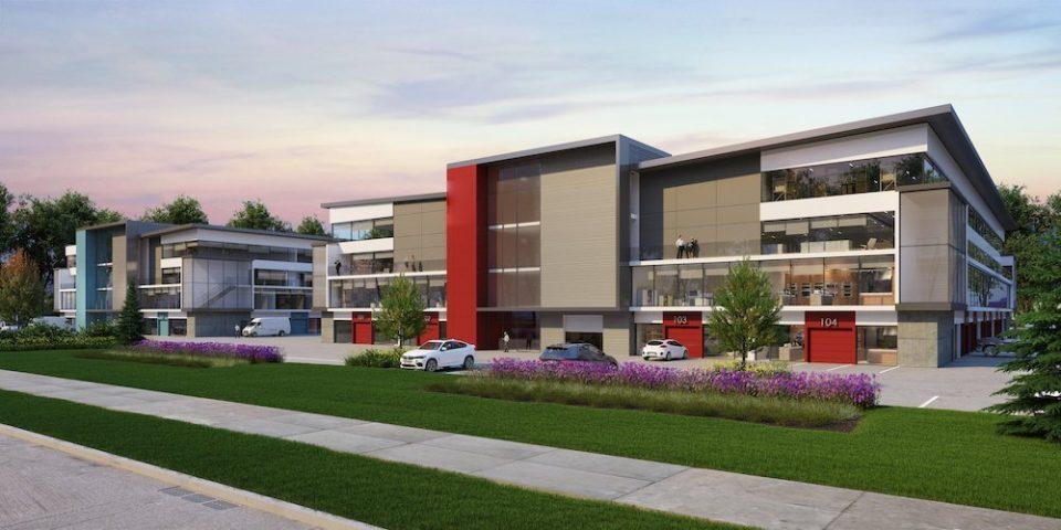 Vanguard Richmond industrial exterior
