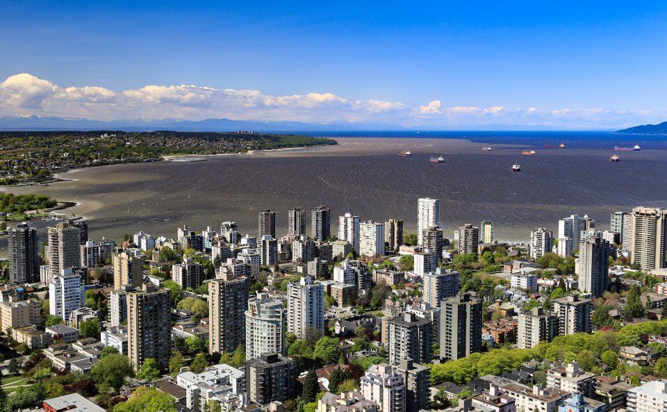 Best neigbourhoods downtown Vancouver: West End