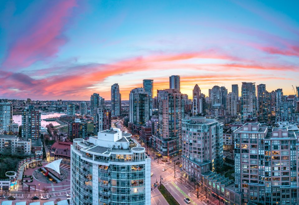 Best neigbourhoods in downtown Vancouver for homebuyers