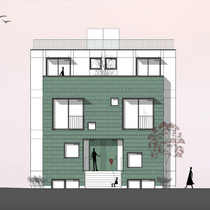 1660 East 5th Avenue rendering