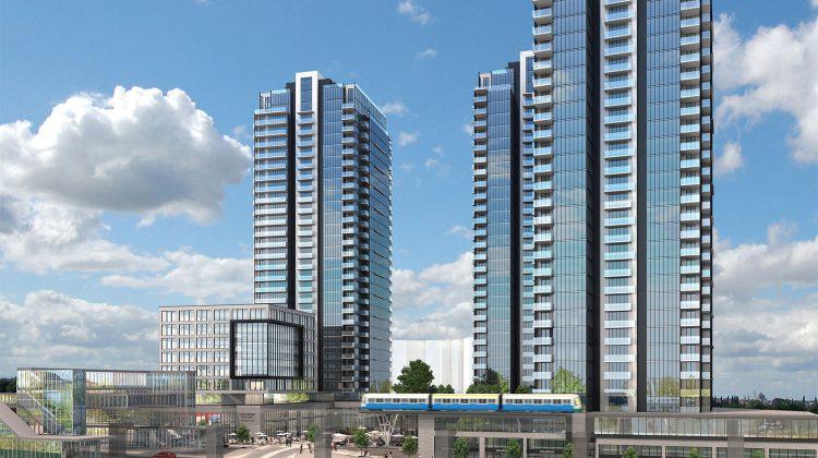 Surrey-Langley SkyTrain extension