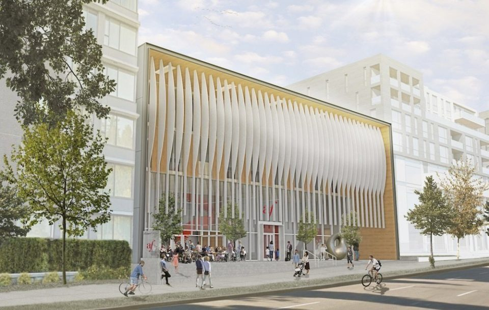 New Vancouver Alliance Française on the way