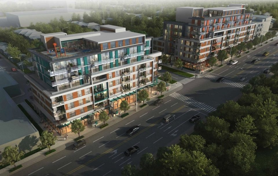 Renfrew Residences adds new rentals near SkyTrain