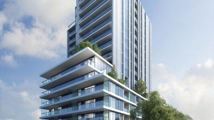 208-232 West 41st Avenue rendering
