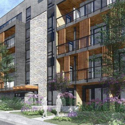 2540-2590 Lonsdale Avenue rendering
