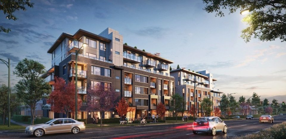 Rental apartments planned along Arbutus Greenway