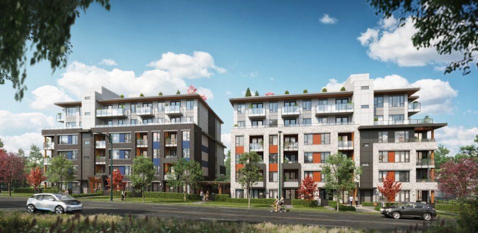 3609-3687 Arbutus Street rendering