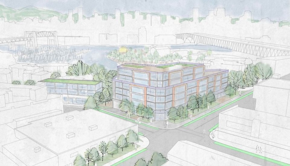 City plans rental building on former CP right-of-way