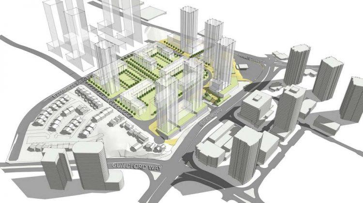 Coronation Park redevelopment scheme