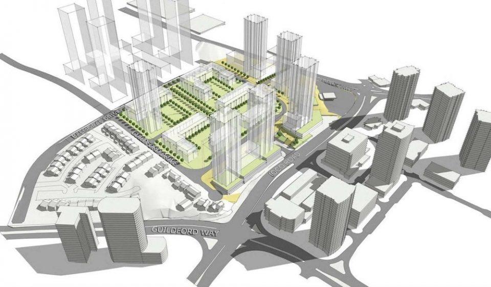 Wesgroup plans 2,800 units at Coronation Park