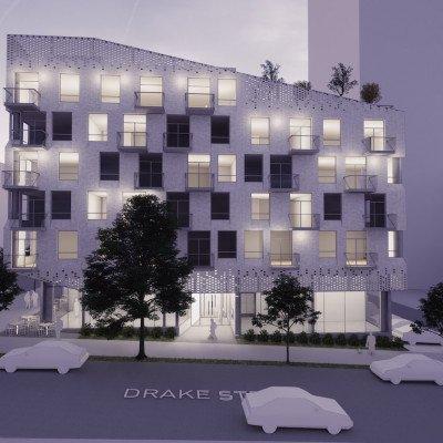 Granville and Drake redevelopment