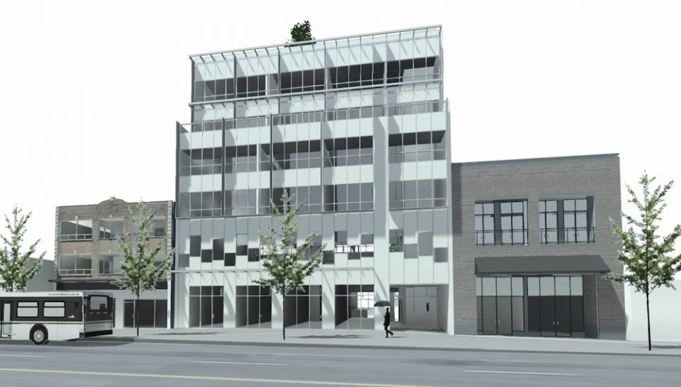 Office building, daycare slated for Cambie Village