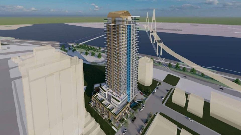 New Westminster tower will have commanding view of Fraser River