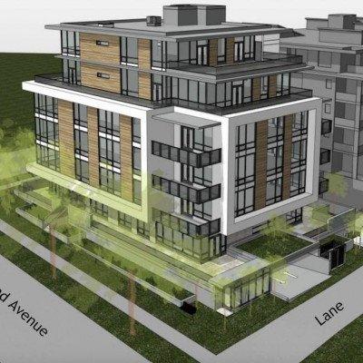 618 W 32nd Ave rendering rental