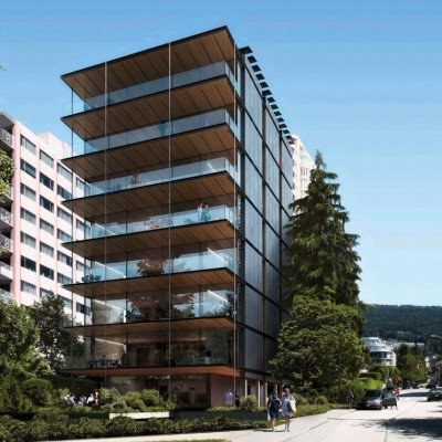 Bellevue and 17th West Vancouver rendering