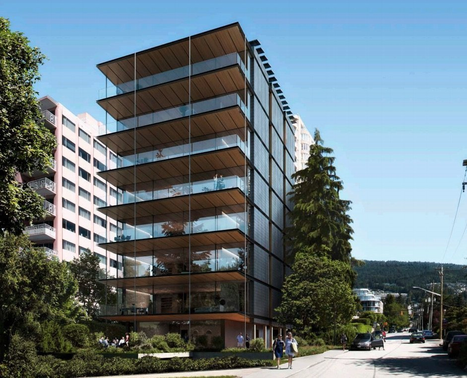 Upcoming West Vancouver tower aims for sustainability and luxury