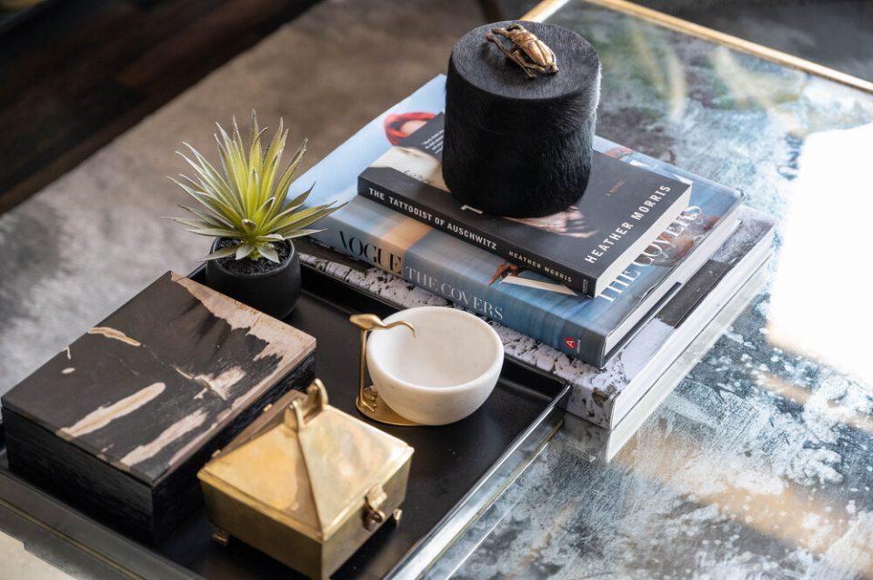 Bowman Lofts coffee table