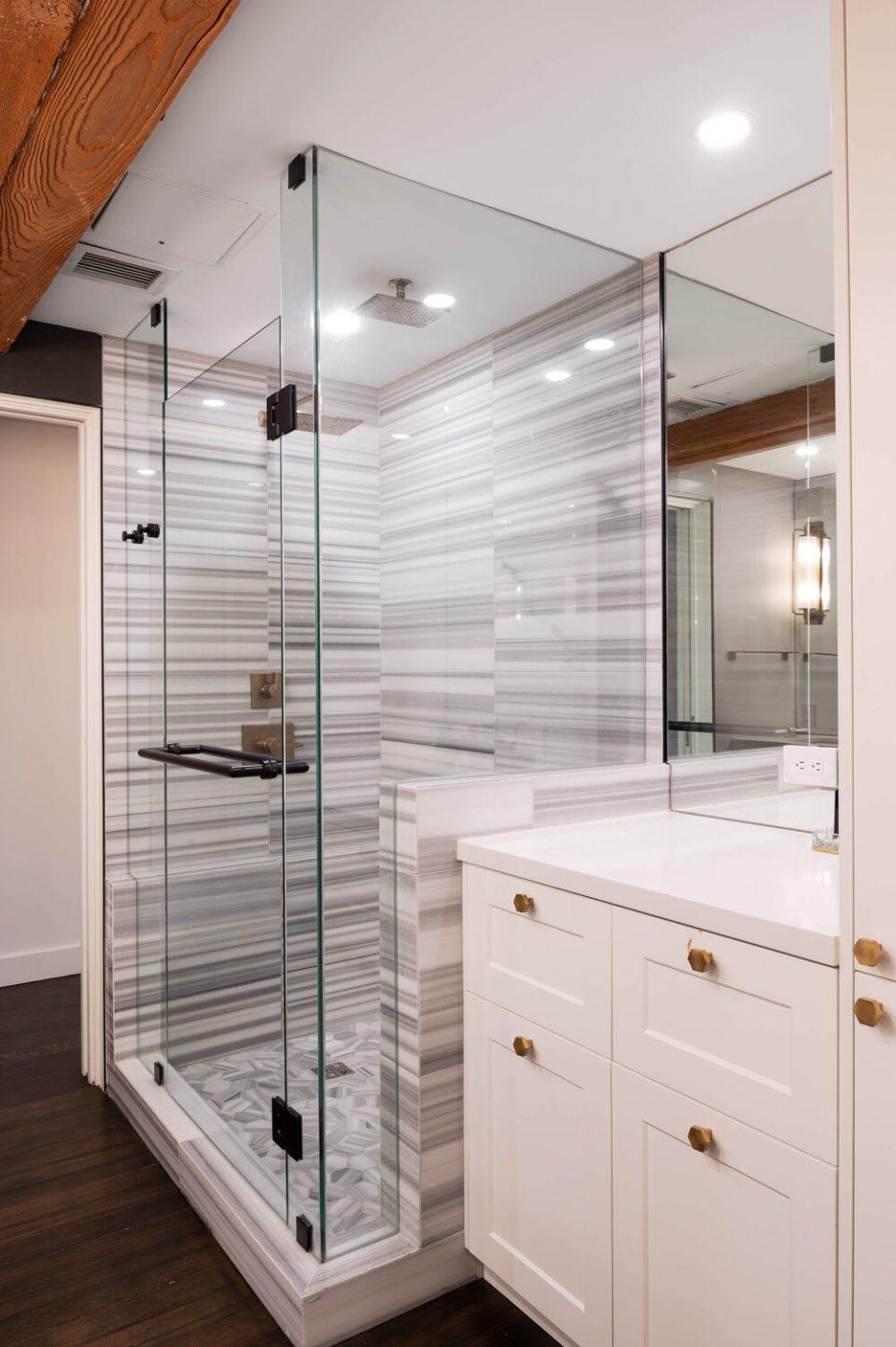 Bowman Lofts bathroom