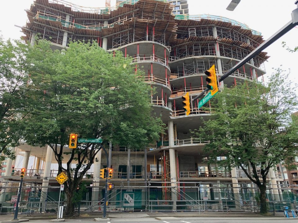 Burrard Place June 2020