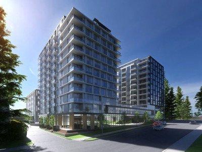 Cressey rentals North Vancouver rendering